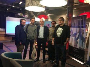 Symentis Jarek Pałka KRKDataLink 2017