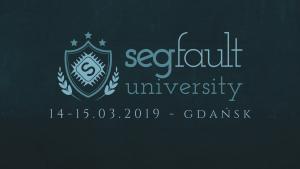 SegFault University Gdańsk 2019